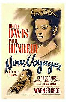 "the poster for ""Now, Voyager,"" one of Rapper's most beloved films"
