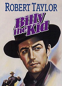 ROBERT TAYLOR in Billy the Kid