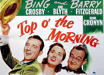 Director David Millerrevealed that BingCrosby and frequentco-star Barry Fitzgerald