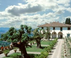 Villa Medici At Fiesole Florence Guide