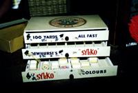 Sylko display box.