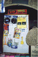 Toy display, 1988