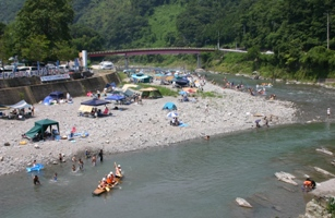 anabuki river