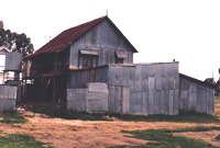 View of residence, 1998.