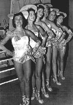 The fabulous Tivoli Girls