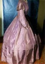 1860s dress