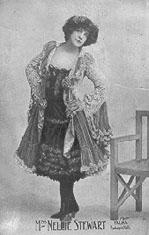 Edwardian corset shape