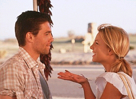 Britney Spears with Anson Mount in 'Crossroads' (2002)