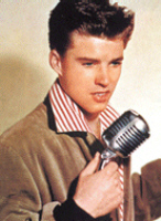 Rick Nelson, a teen idol who never really established a screen career.