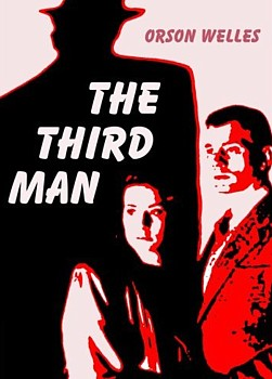 "Alida Valli and Joseph Cotten listen to the unavoidable zither music in ""The Third Man."""