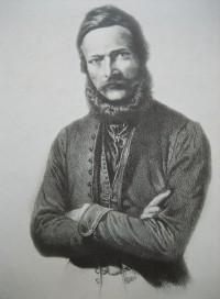 Ľudovít Štúr (foto Univerzitná knižnica v Bratislave)