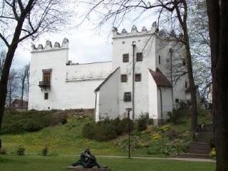 Strážky Mansion (Monuments Board of the SR Archives, photo Peter Fratrič)