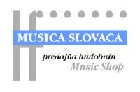 Musica slovaca Slovak Music Store - logo