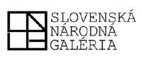 Slovenská národná galéria - logo