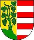 Modra coat of arms