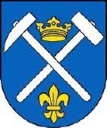 Nová Baňa coat of arms