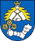 Tisovec coat of arms