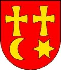 Veľké Kapušany coat of arms