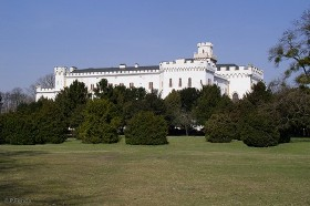 Rusovce Mansion (photo by Peter Fenďa)