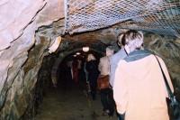 Glanzenberg Minning Tunnel (photo by Ľubica Pinčíková)