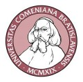 Comenius University in Bratislava - logo