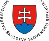 Ministry of Education of the Slovak Republic - logo