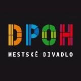 Mestské divadlo DPOH - logo