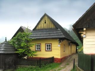 Vlkolínec (Photo by Peter Fratrič)