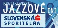 BRATISLAVA JAZZ DAYS Slovenská sporiteľňa - logo