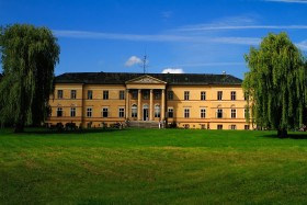 Dolná Krupá Mansion (photo by Boris Fojtik)