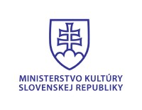 Ministerstvo kultúry SR - logo
