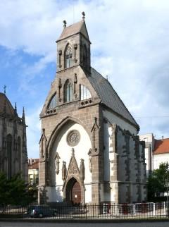 Church of St Michal, Košice (photo by Peter Fratrič)