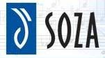 SOZA - logo