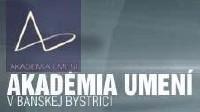 Akademia umeni - logo