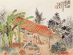 Influence of folk craft movement